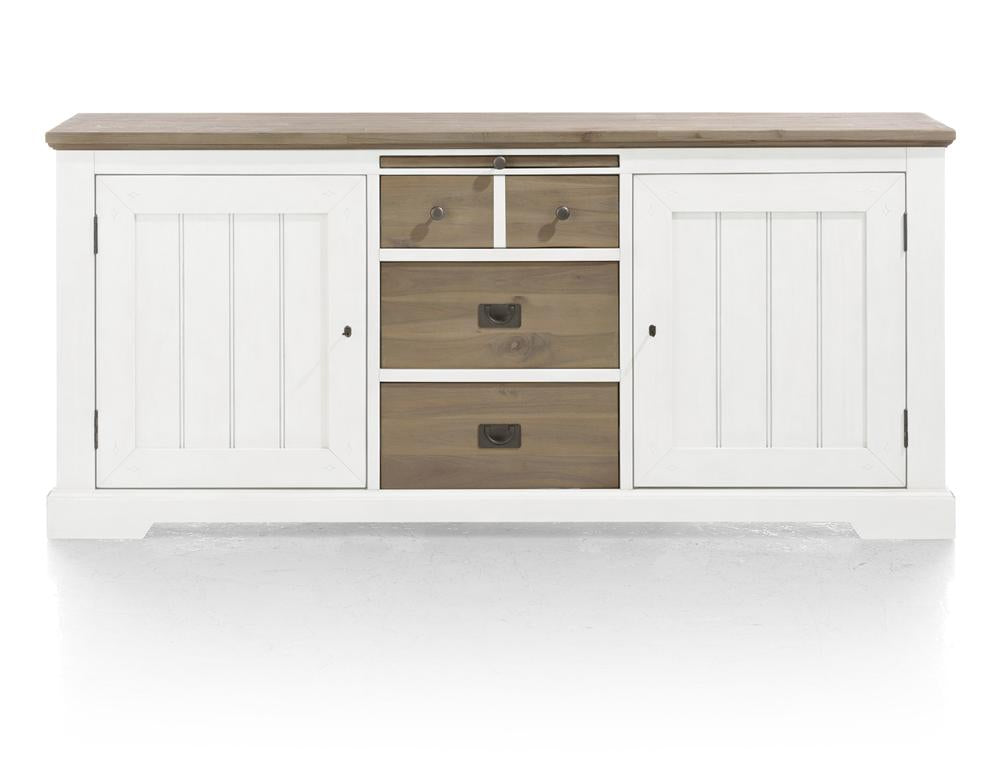 Habufa Le Port Sideboard 2.20-Sideboard-Against The Grain Furniture-Against The Grain Furniture