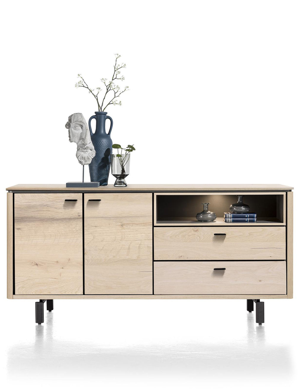 Livada Moreni Bespoke Sideboards in Four Colours