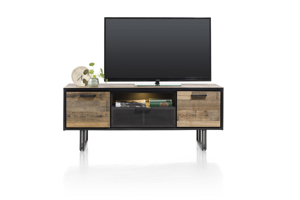 Habufa Avalon Driftwood Lowboard TV Units
