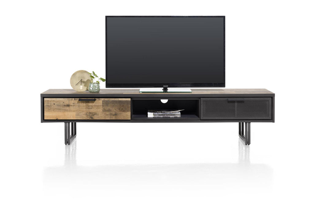 Habufa Avalon Driftwood TV Media Units