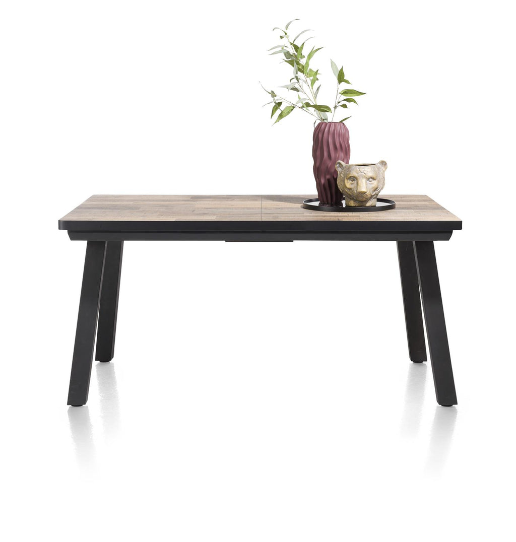 Habufa Avalon Driftwood Extending Dining Tables