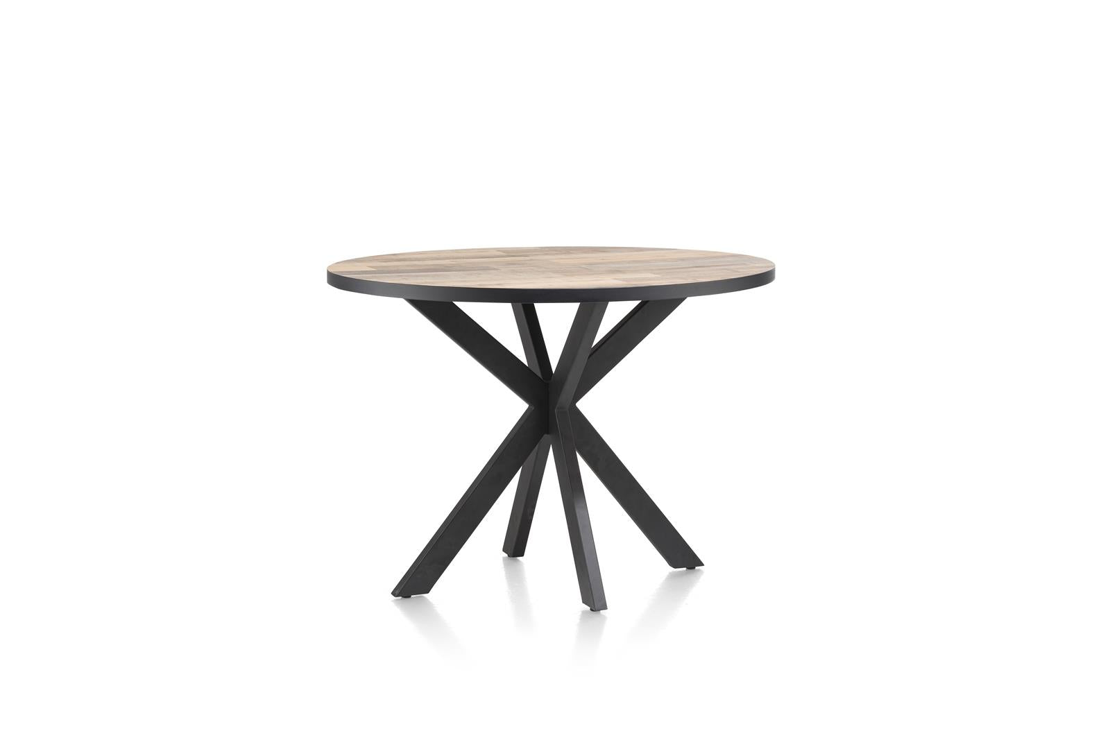 Habufa Avalon Driftwood  Round Bar Tables