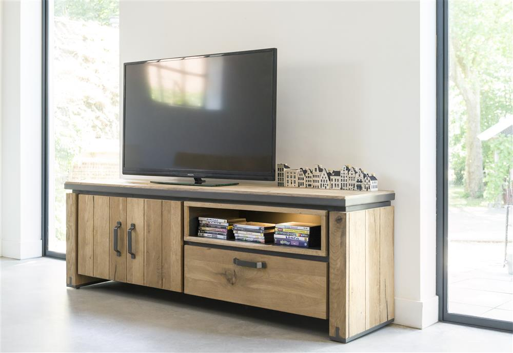 Habufa Farmer and Farmland Tv and Media Units-Tv Media Unit-Habufa Baltimore-Against The Grain Furniture