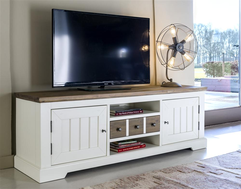 habufa le port lowboard tv media unit