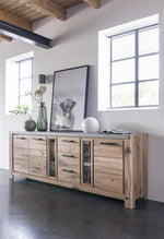 Habufa Maestro and Maitre Sideboards-oak sideboard-Against The Grain Furniture-Against The Grain Furniture