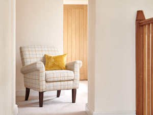 Balmoral  Accent Chair in a Choice of Fabrics