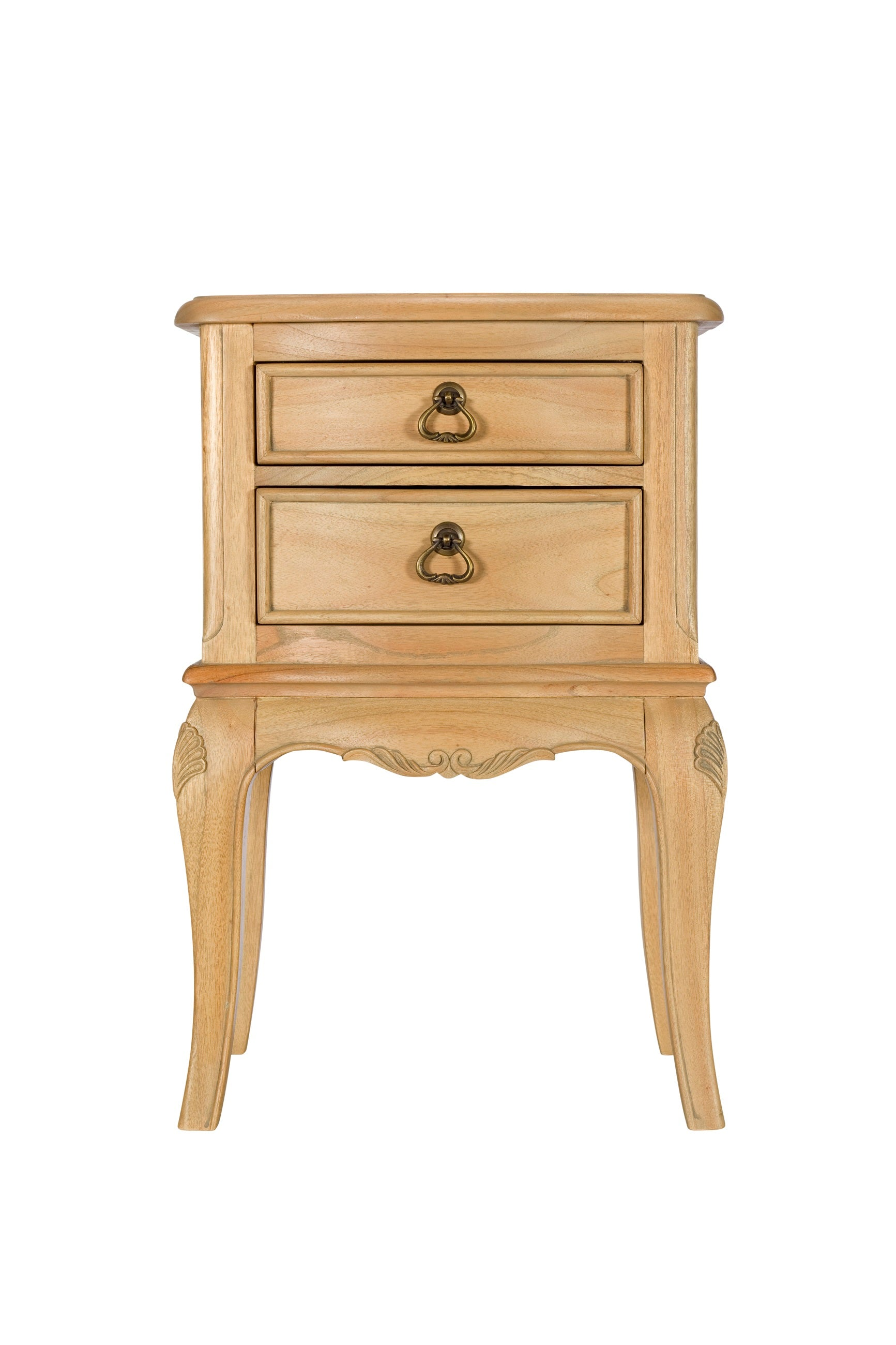 Limousin Chests of Drawers-Chests of drawers-Baker Limoges-Bedside cabinet-Against The Grain Furniture
