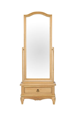 Limousin Dressing Table and Mirrors-Dressing table-Baker Limoges-Cheval Mirror-Against The Grain Furniture