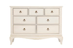 Lautrec Chests of Drawers-Bedroom Furniture-Baker Toulouse-7 Drawer Wide-Against The Grain Furniture