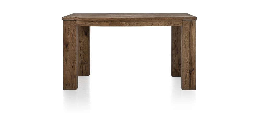 Masters Bespoke Small Fixed Top Tables in Solid Oak