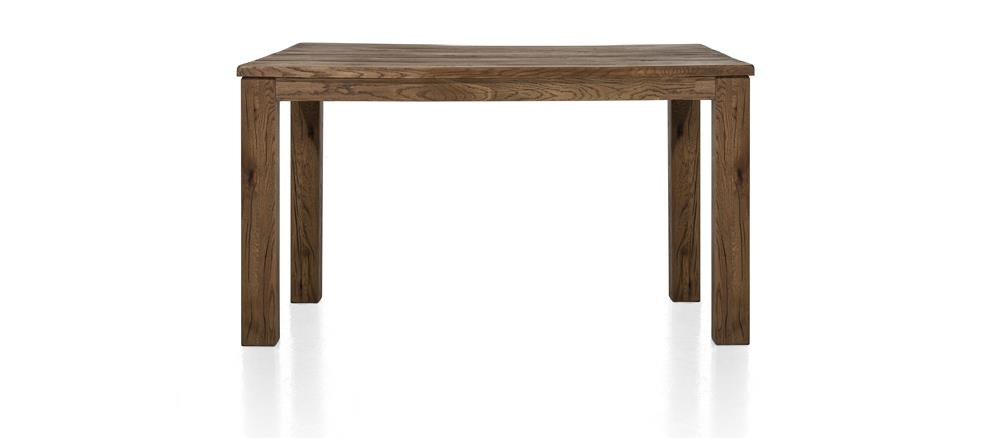 Masters Bespoke Small Fixed Top Tables in Solid Oak-fixed top table-Against The Grain Furniture-90 x 140-Vintage White-9 x 9 Wood-Against The Grain Furniture