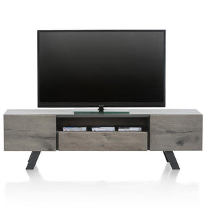 Habufa Saruna Lowboard TV Media Units NOW Discontinued 25% OFF at Checkout.-Tv Media Unit-Habufa Michigan-160cm-Against The Grain Furniture