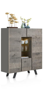 Habufa Saruna Highboard NOW Discontinued 25% OFF at Checkout.-Highboard-Habufa Michigan-Against The Grain Furniture