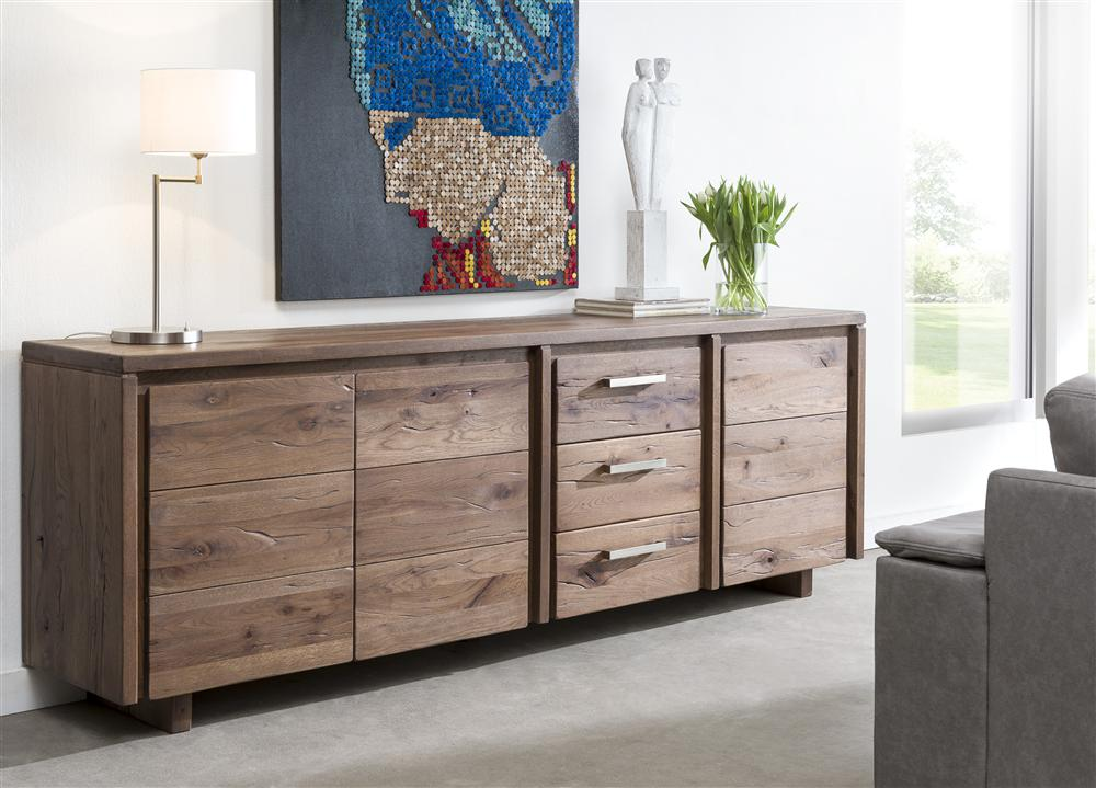 Masters Bespoke Sideboards in Solid Oak-sideboards-Against The Grain Furniture-Against The Grain Furniture