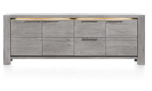 Habufa elm grey sideboards