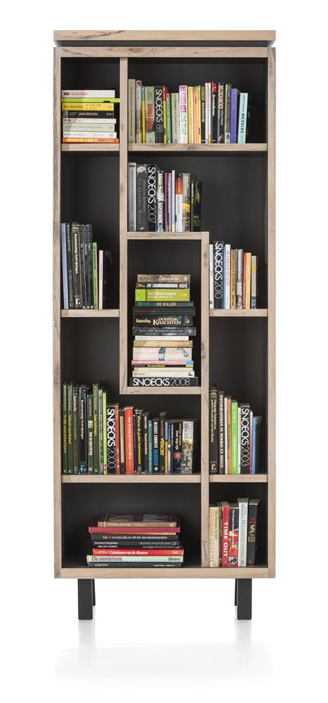 Habufa Myland Bookcase-Bookcase-Against The Grain Furniture-Against The Grain Furniture