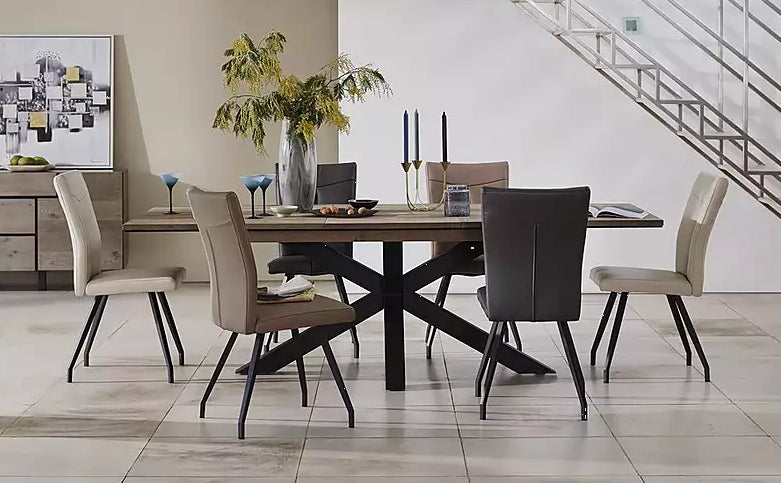 furniture village aline dining chairs