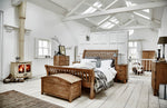 Caribbean Bed Frames-Bedroom Furniture-Baker Bermuda-Against The Grain Furniture