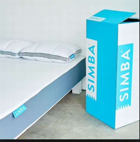 SIMBA MATTRESSES BRAND NEW, CANCELLED ORDER 40% OFF