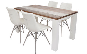 Habufa Cabrilo /Tibro Fixed and Extending Top Tables.
