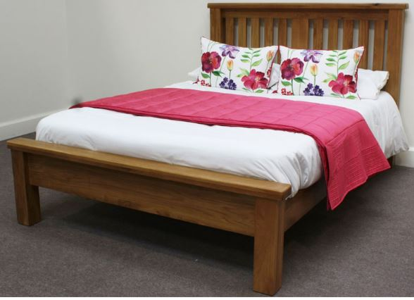 Farmhouse Oak Beds