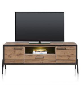 michaeloconnor.co.uk-habufa-janella-150cm-tv-unit. Habufa Janella tv lowboard, Habufa oak tv lowboard,