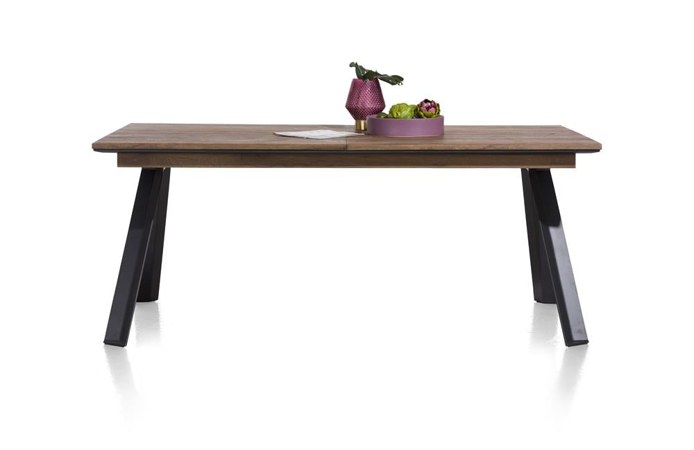 habufa-janella-fixed-top-dining-table, Habufa Janella table, habufa oak table,