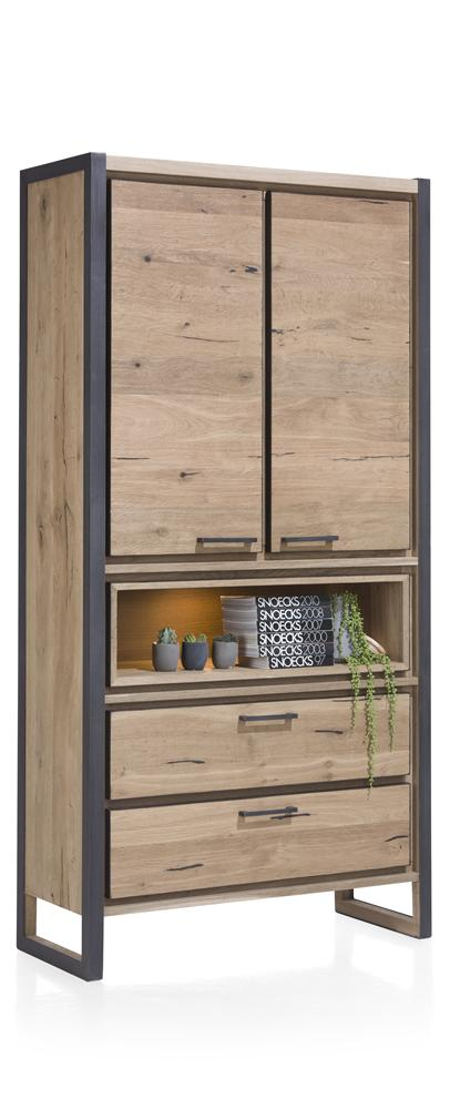 Habufa Metalox Tall Storage Cabinets