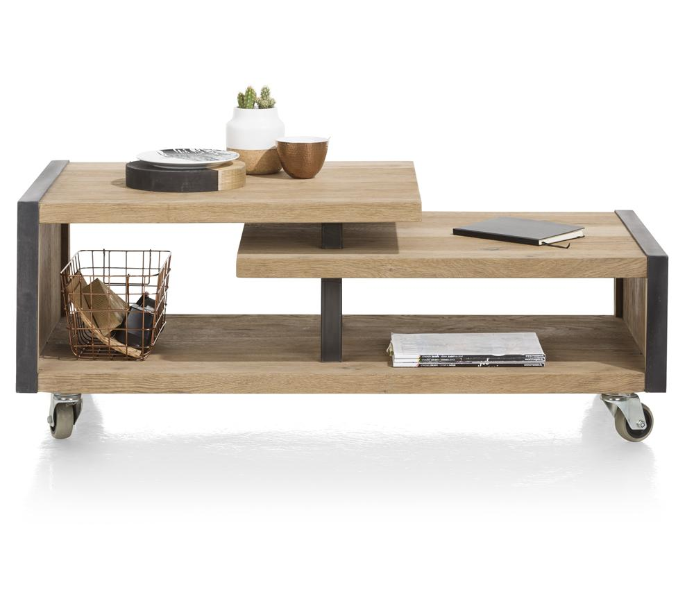 Habufa Metalox Coffee Tables With Wheels