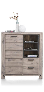 Habufa Maestro and Maitre Highboard Cabinets-highboard cabinets-Against The Grain Furniture-Against The Grain Furniture