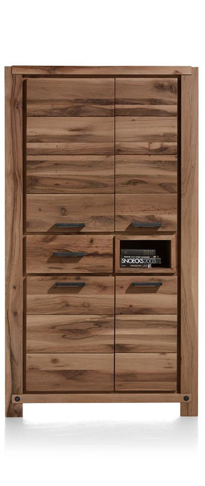 Habufa Maestro and Maitre Storage Cabinets-Storage cabinets-Against The Grain Furniture-Brown-Against The Grain Furniture