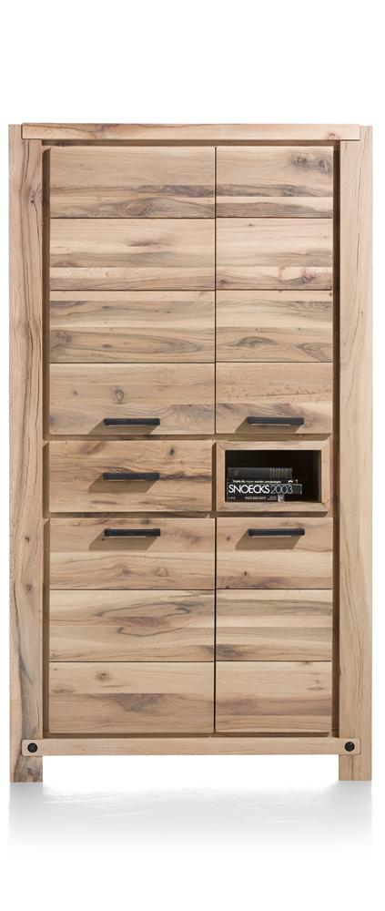 Habufa Maestro and Maitre Storage Cabinets-Storage cabinets-Against The Grain Furniture-Natural-Against The Grain Furniture