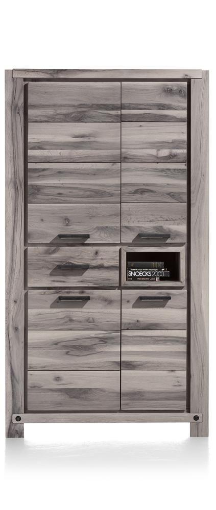 Habufa Maestro and Maitre Storage Cabinets-Storage cabinets-Against The Grain Furniture-Grey Plumb-Against The Grain Furniture