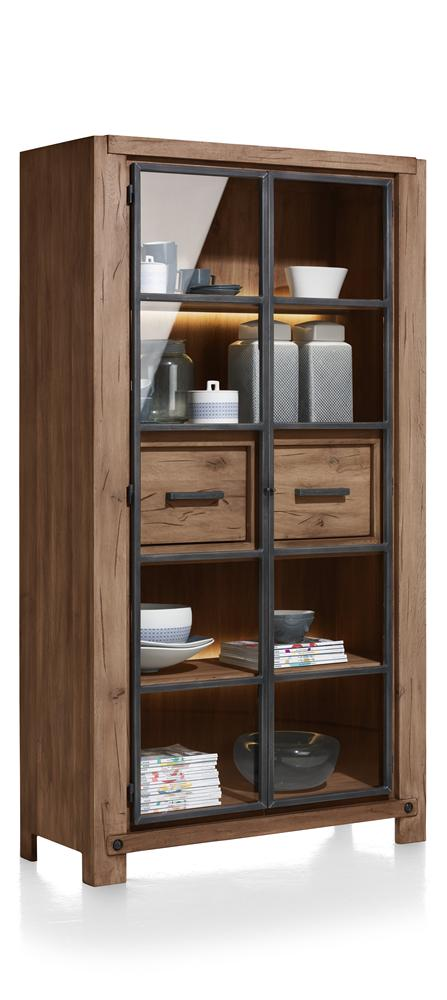 Habufa Maestro and Maitre Display Cabinets-Display cabinets-Against The Grain Furniture-Against The Grain Furniture