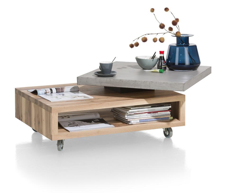 Habufa Maestro And Maitre Turntable Top Coffee Tables Against The Grain Furniture