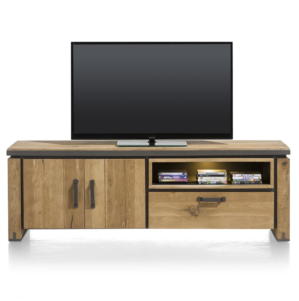 Habufa Farmer and Farmland Tv and Media Units-Tv Media Unit-Habufa Baltimore-1.80-Against The Grain Furniture