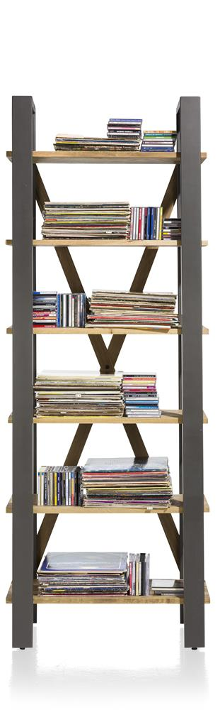 Habufa Farmer and Farmland Bookcase-[Habufa baltimore]-[Furniture Village Baltimore]-Against The Grain Furniture