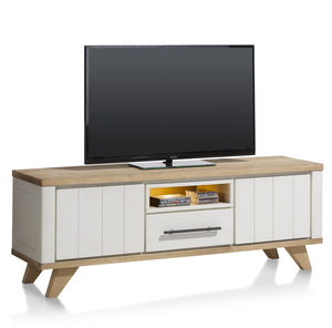 Habufa Jardin Lowboards-TV lowboards-Against the Grain Furniture-140cm-White-Against The Grain Furniture