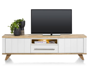 Habufa Jardin Lowboards-TV lowboards-Against the Grain Furniture-170cm-White-Against The Grain Furniture