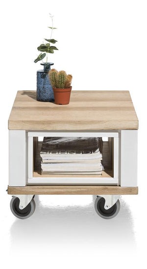 Habufa Jardin Side/Lamp Table-side lamp Table-Against the Grain Furniture-Against The Grain Furniture
