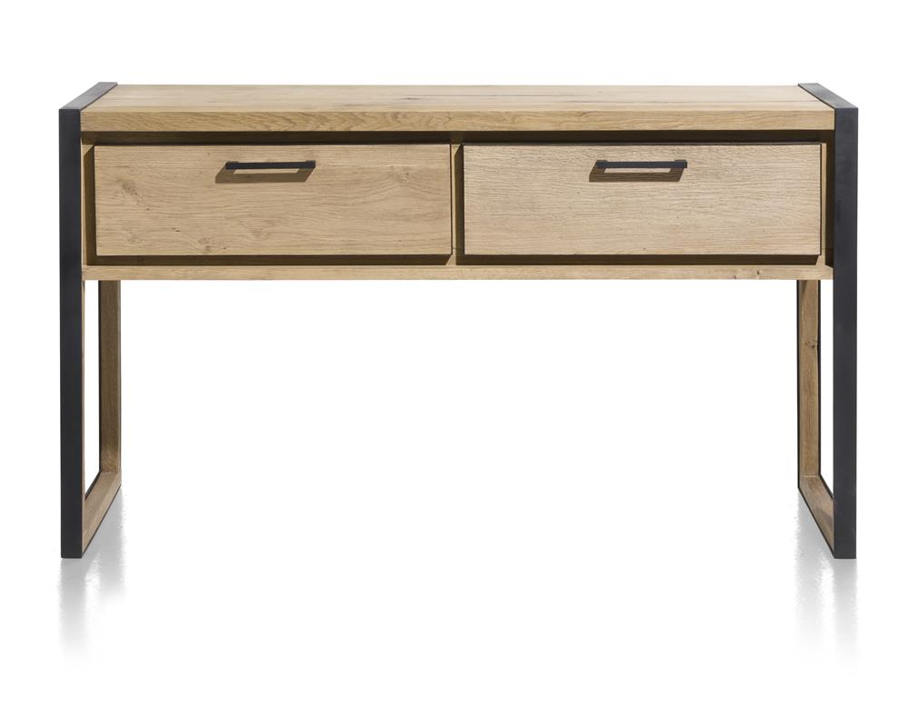 Habufa Metalox Console Table-[Habufa Detroit]-[Furniture Village Detroit]-Against The Grain Furniture