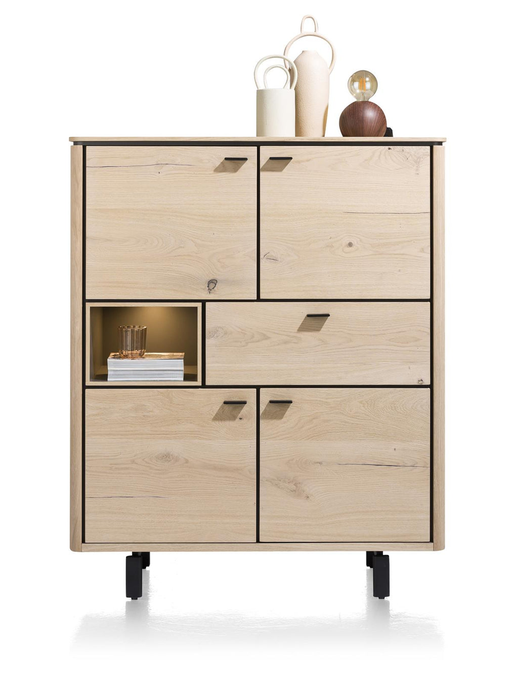 Livada Moreni Bespoke Highboard in Four Colours