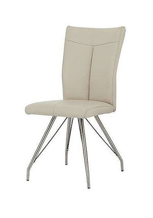 Habufa Aline Off-White Swing leg chair
