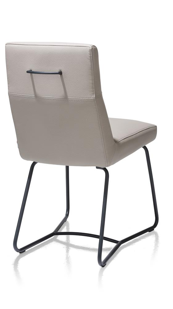Habufa Grant dining chairs and bench-[Habufa Boston]-[Furniture Village- Boston]-taupe chair-Against The Grain Furniture