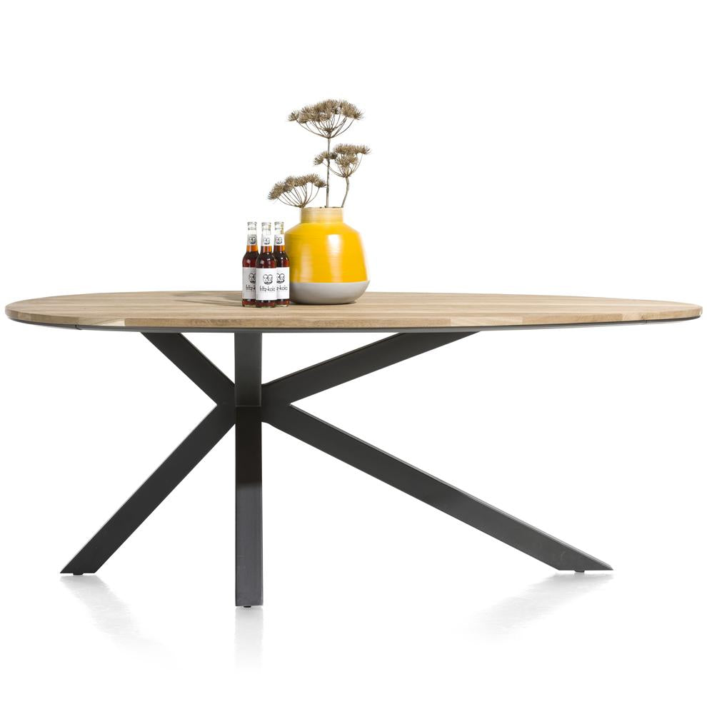 Habufa oval table
