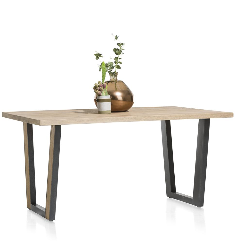 Habufa Denmark Dining Tables-Dining Table-Against the Grain Furniture-160cm-Against The Grain Furniture