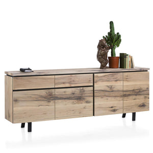 Habufa Myland Sideboard-sideboards-Against The Grain Furniture-2.30-Oak-Against The Grain Furniture