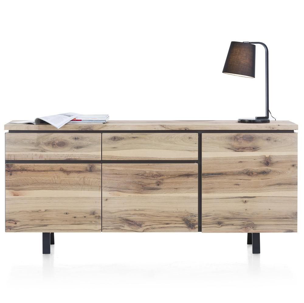 Habufa Myland Sideboard-sideboards-Against The Grain Furniture-1.90-Oak-Against The Grain Furniture