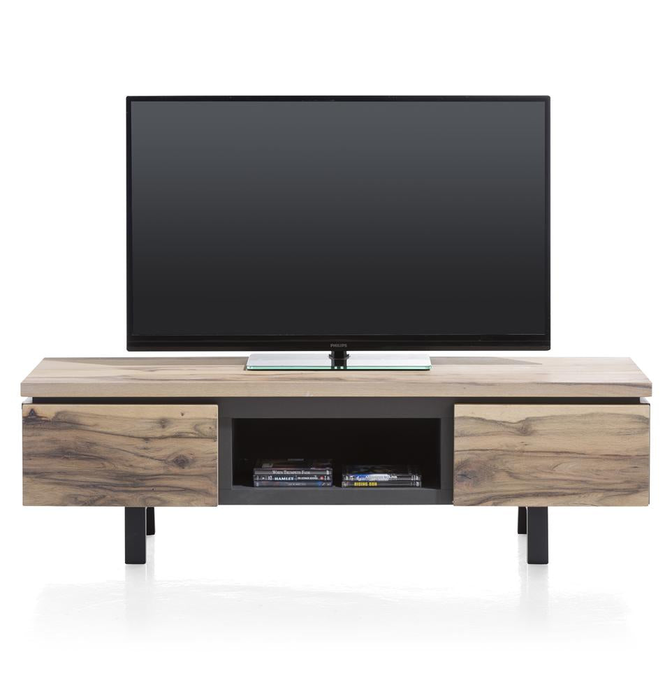 Habufa Myland TV Sideboard-TV sideboards-Against The Grain Furniture-1.50-Oak-Against The Grain Furniture