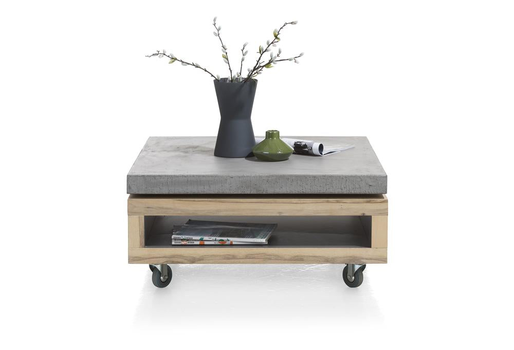 Habufa Myland Revolving Top Coffee table-Coffee Table-Against The Grain Furniture-Against The Grain Furniture